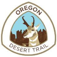 The Oregon Desert Trail is just that, complete with canyons and rattlesnakes