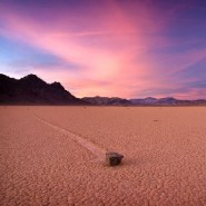 The Sailing Stones of Death Valley