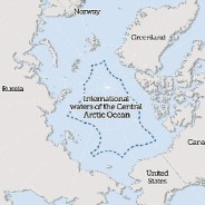 First International Agreement Protecting Newly Opened Arctic High Seas