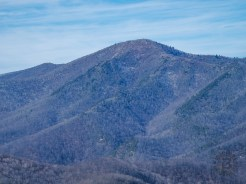 Cold Mountain zoomed in