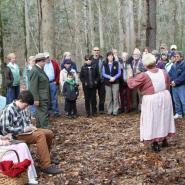 Smokies Park Hosts Annual Festival of Christmas Past Program