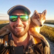 Man and his blind dog complete thru-hike of Florida Trail