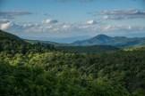 Mt. Pisgah from Black Balsam Rd.