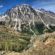 Hiking the Longs Pass Trail offers remarkable views of the Cascades