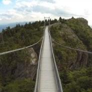 The World's Most Thrilling Pedestrian Suspension Bridges