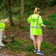 Smokies Park Hosts Multiple Volunteer Opportunities in Celebration of National Public Lands Day