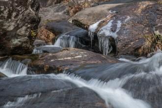 Cascades on Grassy Creek