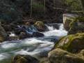 River cascade
