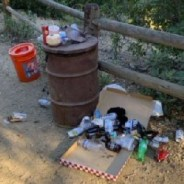 Paradise Falls Hiking Spot Closed Indefinitely After Crowds Leave Behind 'Truckloads Of Trash', Human Waste