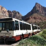 Zion shuttle returning in Utah's busiest national park, but you'll need a reservation