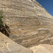 'It's everywhere': Graffiti vandals at Zion National Park harm protected land
