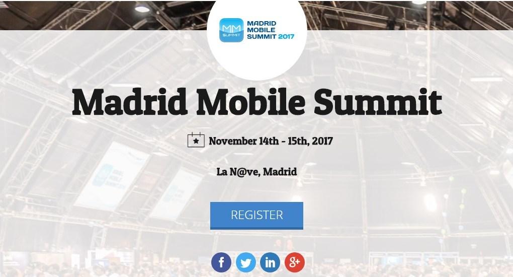 Madrid Mobile Summit
