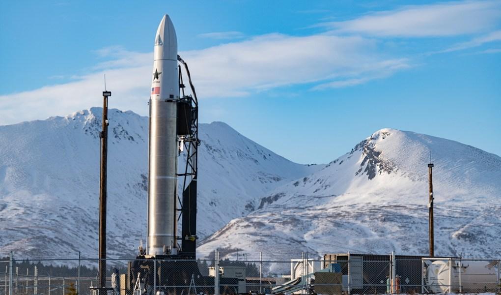 astra rocket