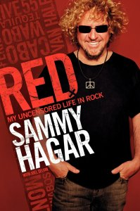Sammy Hagar Book