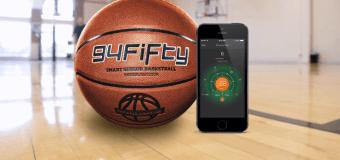 Balon de baloncesto conectado