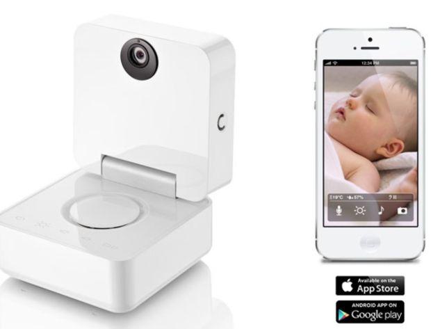 monitor para bebes withings