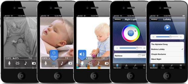 Smart Baby Monitors