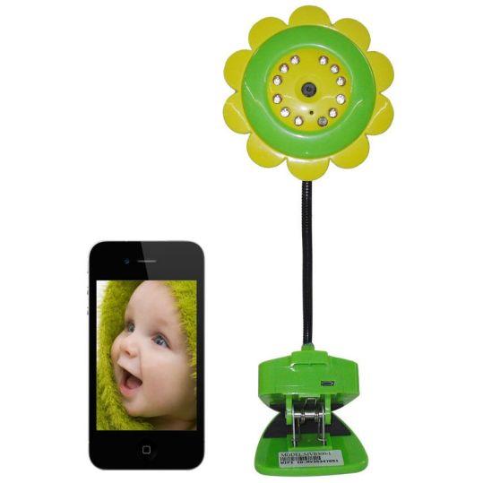 Camara de vigilancia para bebes