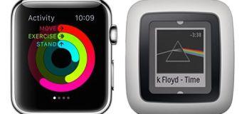 Diferencias entre Apple Watch y Pebble Time