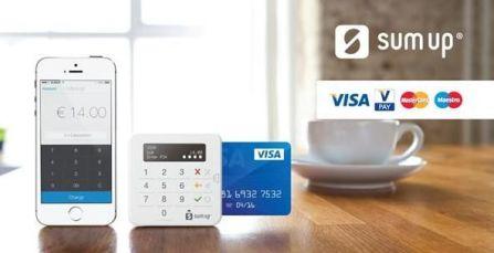 Lector de tarjetas de credito inalambrico