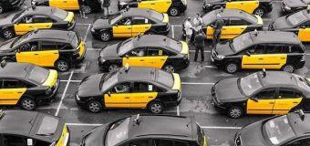 Datáfono para taxi