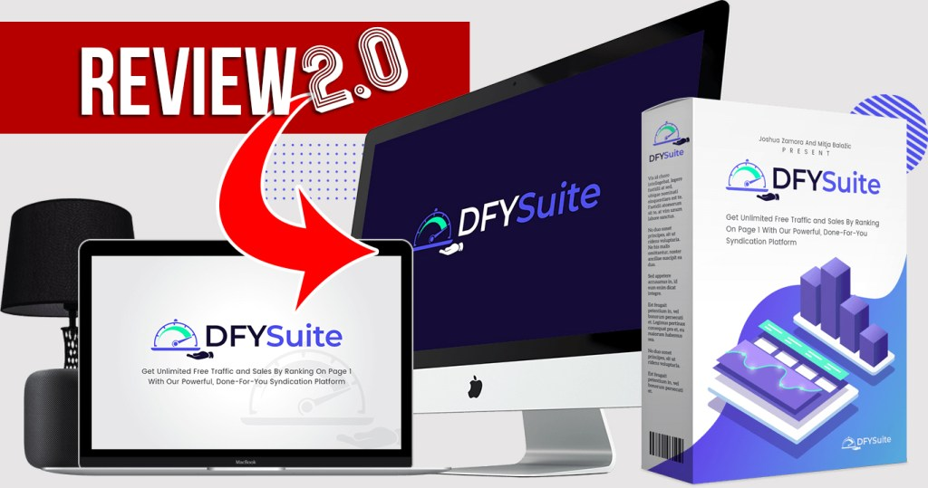 review for dfy suite 2.0