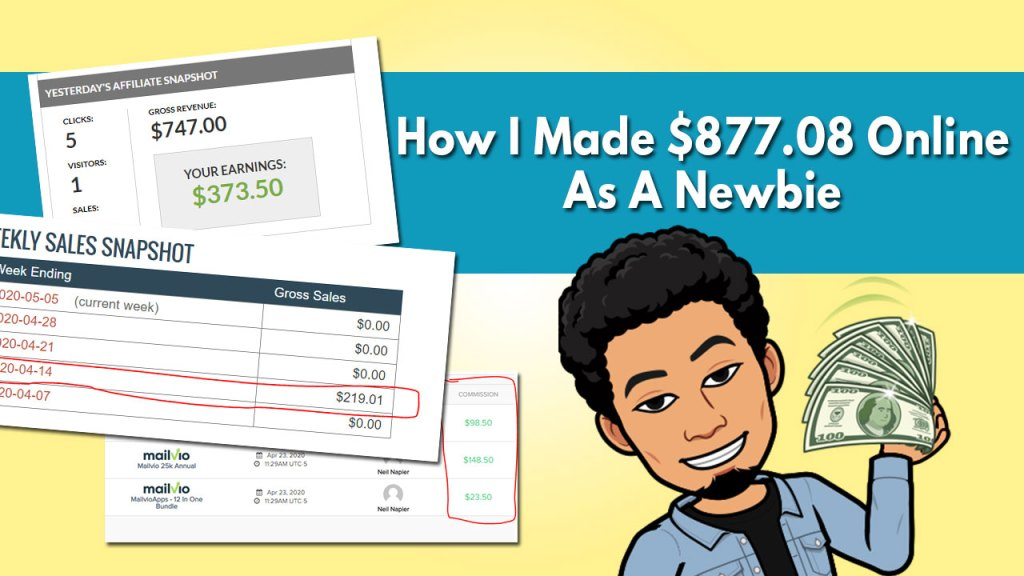 how to make money online as a newbie