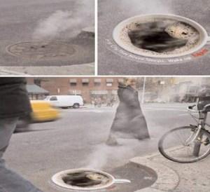 Publicidad BTL en Ambiente Urbano