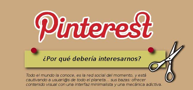 Pinterest duplicó su número de visitantes en solo tres meses