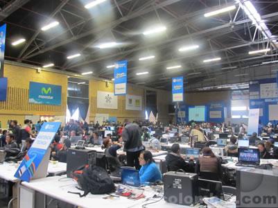 Campus Party 2012, un campamento de tecnología, emprendimiento y creatividad