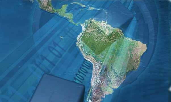 América Latina, la región que más crece en el mundo online