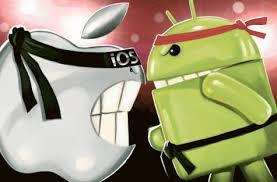 Iphone y Android, la carrera por el primer lugar aún no termina