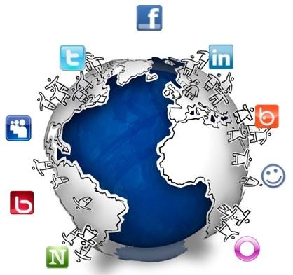 El verdadero paisaje de las Redes Sociales en el mundo