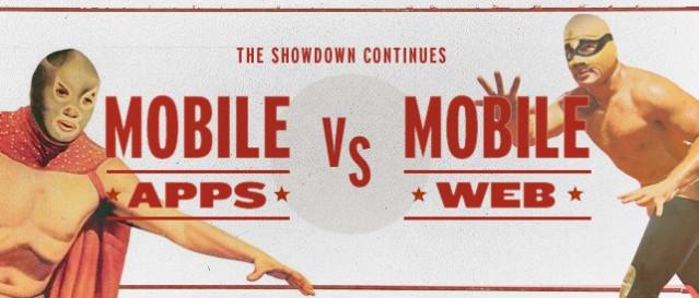 Apps o web móvil: ¿Quién dominará el mundo digital?