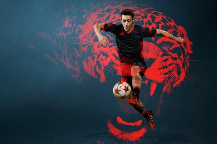 Ozil, un depredador para Adidas. Vídeo