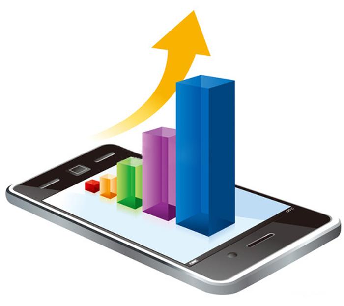 Colombia subirá al podio en el uso de smartphones