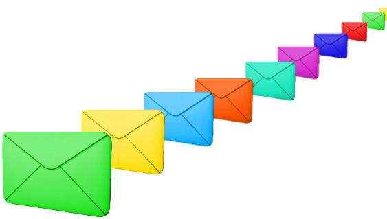 El email masivo como sistema de promoción y marketing