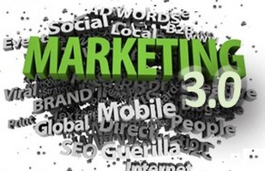 Marketing 3.0, entre los valores humanos y los tecnológicos