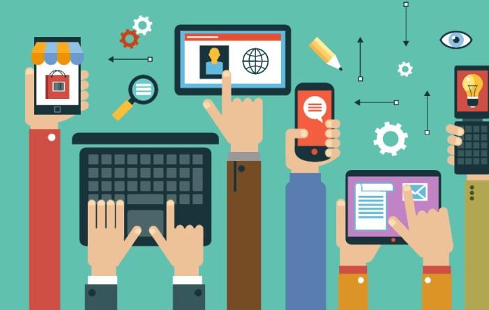 Mix de medios, un reto para los vendedores online
