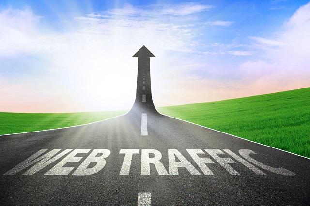 Búsquedas son el canal número uno de tráfico web
