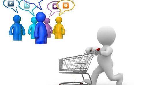 ¿Cómo las redes sociales influyen en las compras?