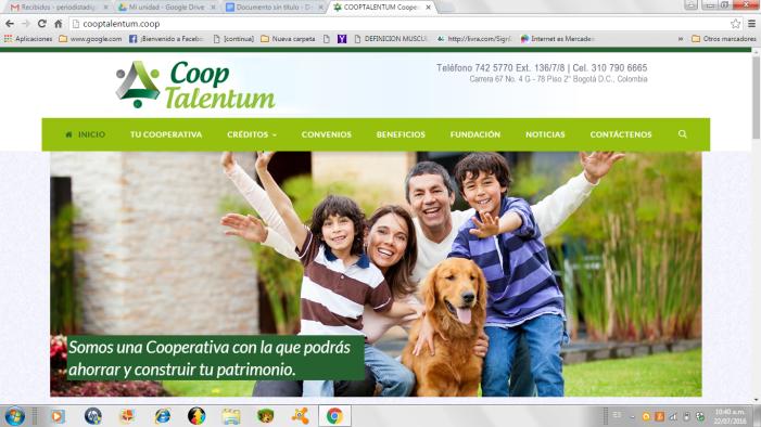 Cooptalentum: Una cooperativa multiactiva y ahora digital