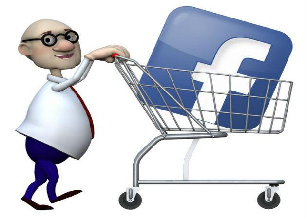 Facebook lidera las compras sociales entre los usuarios