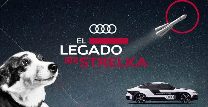 El legado de Strelka, un homenaje de Audi. Vídeo