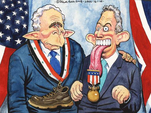 Tony Blair huhogás céljából kutató intézetet alapított