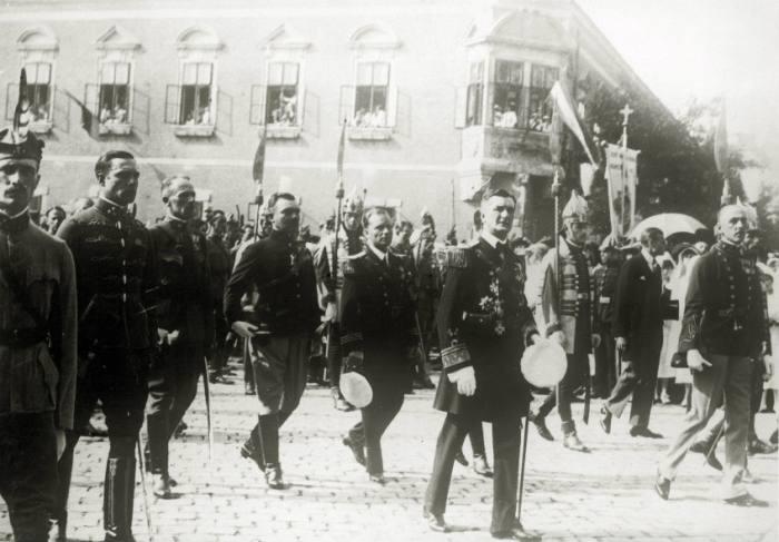 Szeged 1919-ben egy sziget volt – Dr. Bene Gábor megemlékező beszéde a Nemzeti Hadsereg megalakulásának 100. évfordulóján