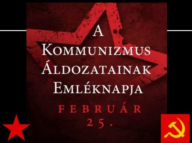 A kommunizmus áldozatairól tartanak megemlékezést a Szabó Dezső Katakombaszínházban