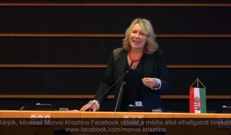 A brüsszeli eurokraták bort isznak és vizet prédikálnak (Morvai felszólalása Brüsszelben) – videóval