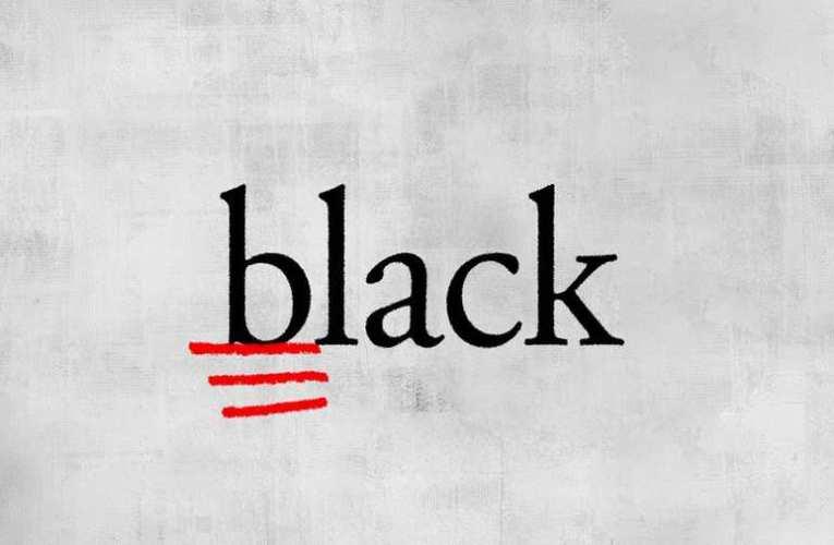 Nagy kezdőbetűvel kell írni ezentúl a fekete szót a New York Times-ban, de a fehéret kicsivel