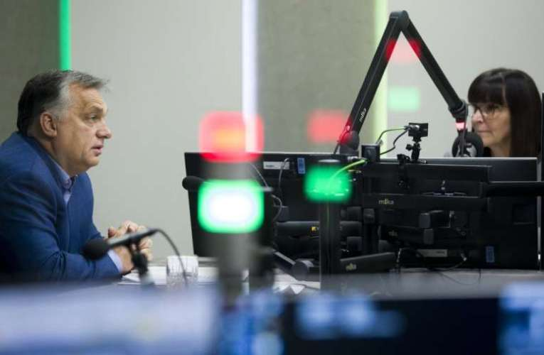 Orbán: állig felfegyverkezve várjuk a vírus második hullámát